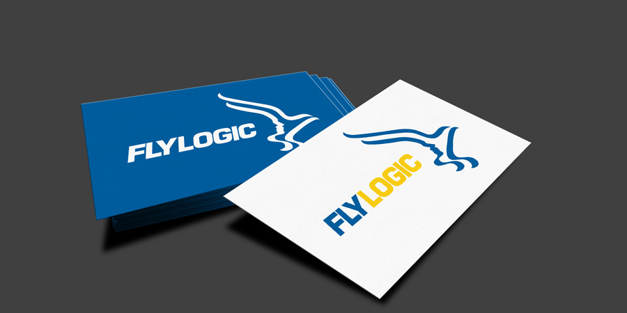 Logotyp, Fly Logic, #1