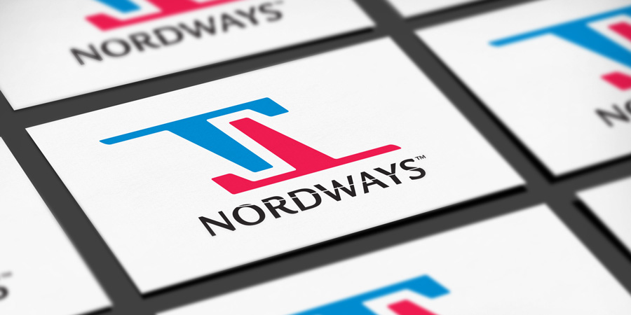Logotyp, Nordways, #1